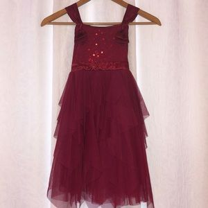 🥀Biscotti (8) beautiful red dress NWT🥀